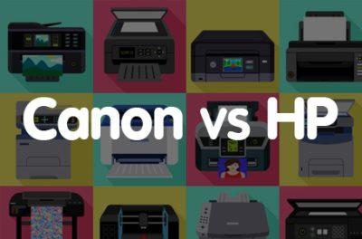 HP vs Canon